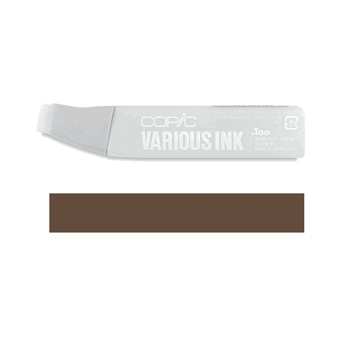 Copic Marker REFILL E49 DARK BARK Original Sketch And Ciao Preview Image