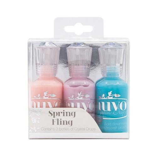 Tonic SPRING FLING Nuvo Crystal Drops 3 Pack 2003n Preview Image