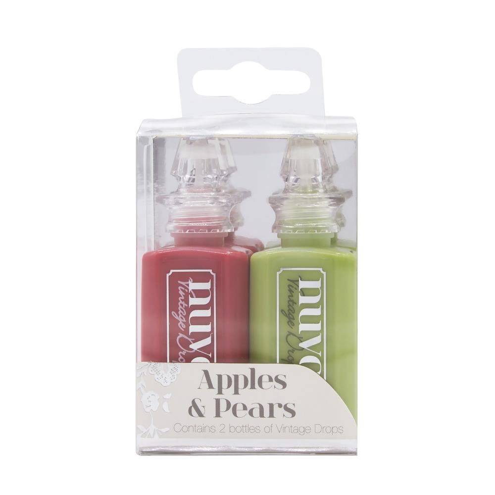 Tonic APPLES AND PEARS Nuvo Vintage Drops 2 Pack 2009n zoom image