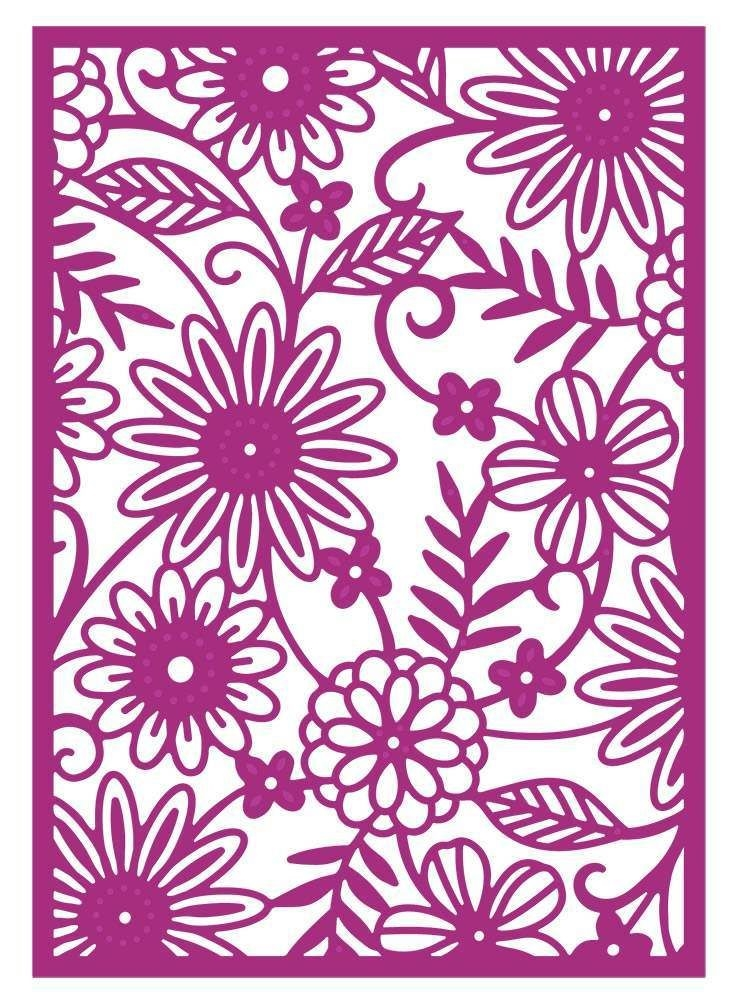 Crafter's Companion COUNTRY GARDEN Create A Card Gemini Die gem-md-cad-coga zoom image