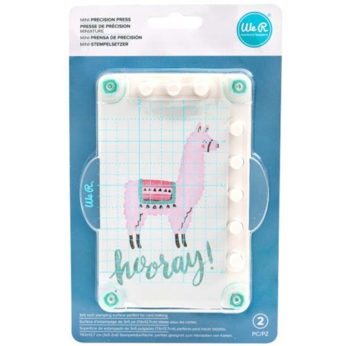We R Memory Keepers MINI PRECISION PRESS Stamping Tool 660701 Preview Image
