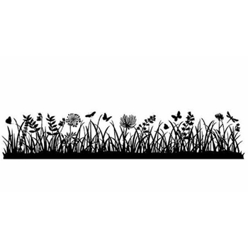 Stamperia MEADOW Cling Stamp wtkcc148