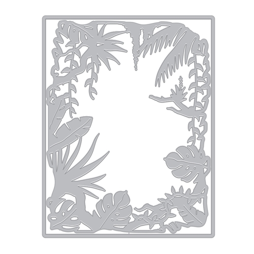 Hero Arts Fancy Dies JUNGLE FRAME DI650 Preview Image