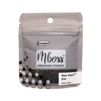 Tsukineko NEW YEARS EVE MBOSS Embossing Powder em000038