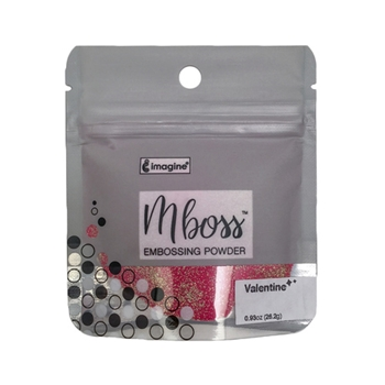 Tsukineko VALENTINE MBOSS Embossing Powder em000041*