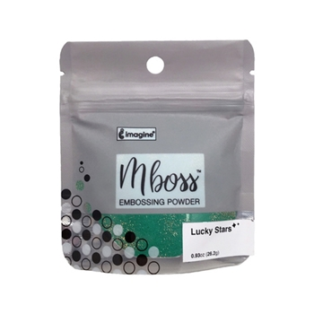 Tsukineko LUCKY STARS MBOSS Embossing Powder em000042*