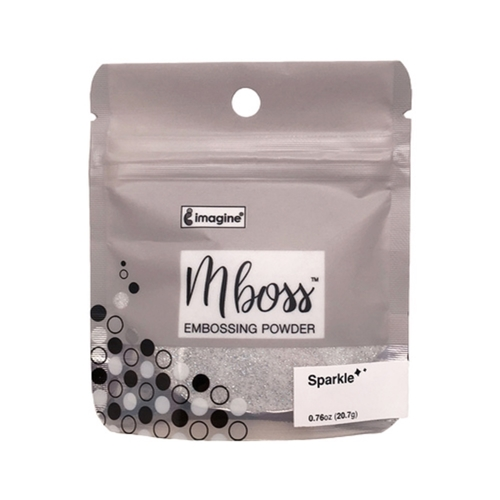 Tsukineko SPARKLE MBOSS Embossing Powder em000043 Preview Image