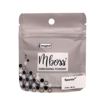 Tsukineko SPARKLE MBOSS Embossing Powder em000043