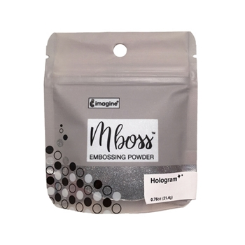 Tsukineko HOLOGRAM MBOSS Embossing Powder em000045
