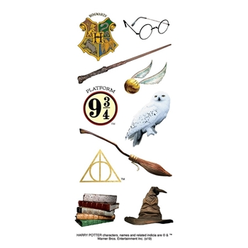 Paper House HARRY POTTER ICONS 2 INCH Stickers ST-2328E