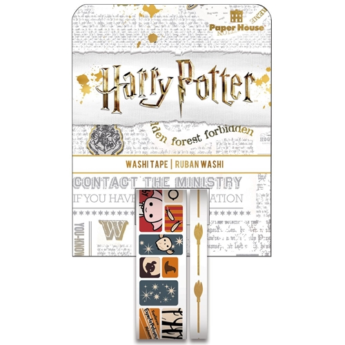 Paper House HARRY POTTER CHIBI SCENES Washi Tape STWA-0053 Preview Image