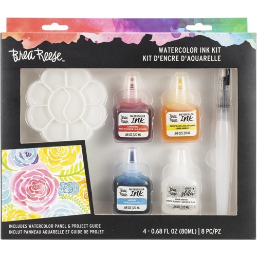 Brea Reese WATERCOLOR INK Kit br35547 Preview Image
