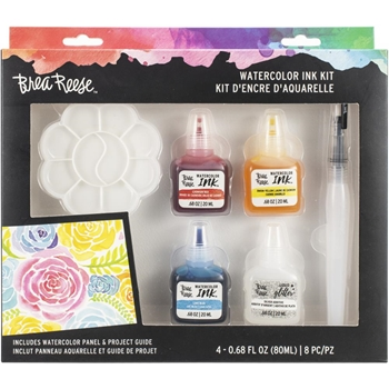 Brea Reese WATERCOLOR INK Kit br35547