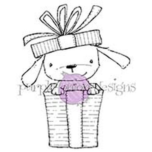 Purple Onion Designs ELM Cling Stamp pod1063 Preview Image