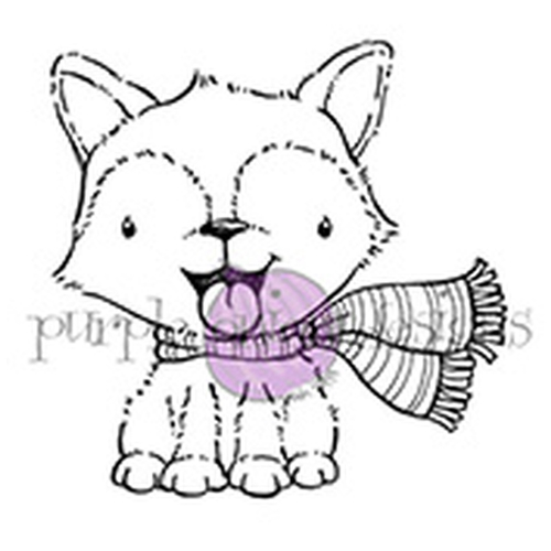 Purple Onion Designs BLIZZARD Cling Stamp pod1065 Preview Image