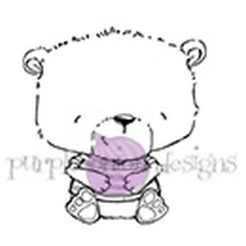 Purple Onion Designs JOHNNY Cling Stamp pod1078