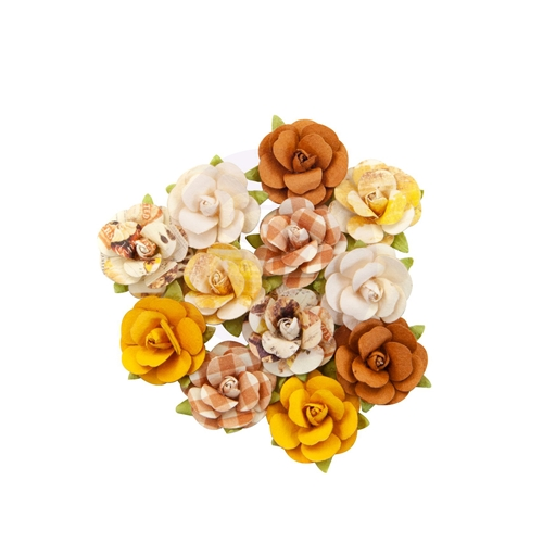 Prima Marketing HARVEST MOON Autumn Sunset Flowers 642778 Preview Image