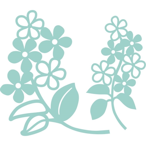 Kaisercraft PRETTY FLORAL BRANCHES Decorative DIY Cuts DD639 Preview Image