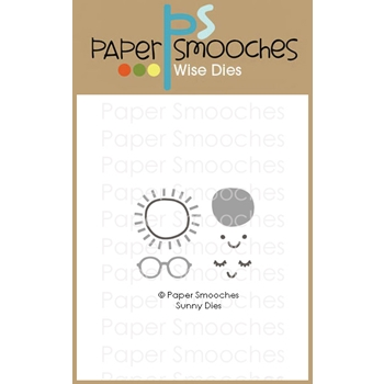 Paper Smooches SUNNY Wise Dies J2D443