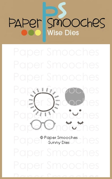 Paper Smooches SUNNY Wise Dies J2D443 zoom image