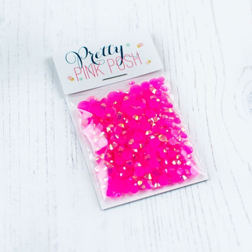 Pretty Pink Posh FLAMINGO PINK Jewels Preview Image