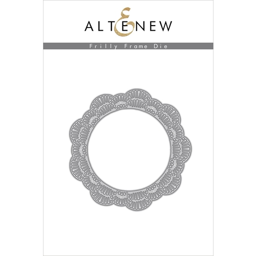 Altenew FRILLY FRAME Die ALT3343 Preview Image