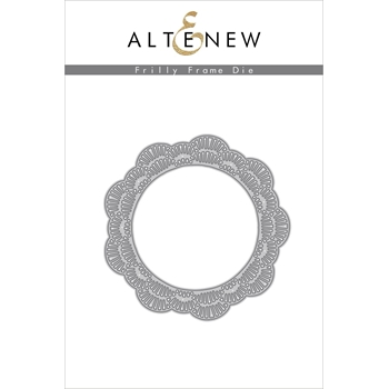Altenew FRILLY FRAME Die ALT3343