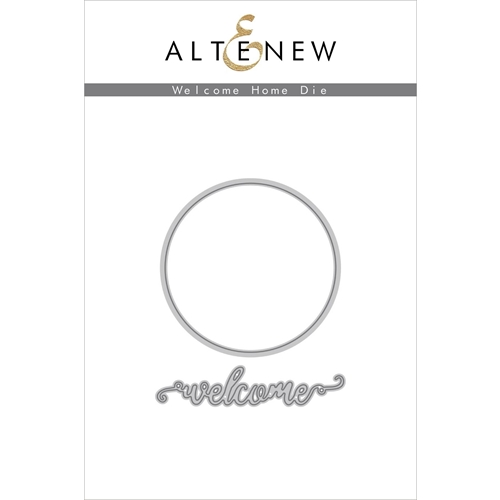 Altenew WELCOME HOME Dies ALT3341 Preview Image