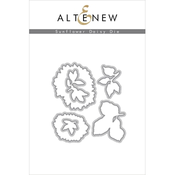 Altenew SUNFLOWER DAISY Dies ALT3336