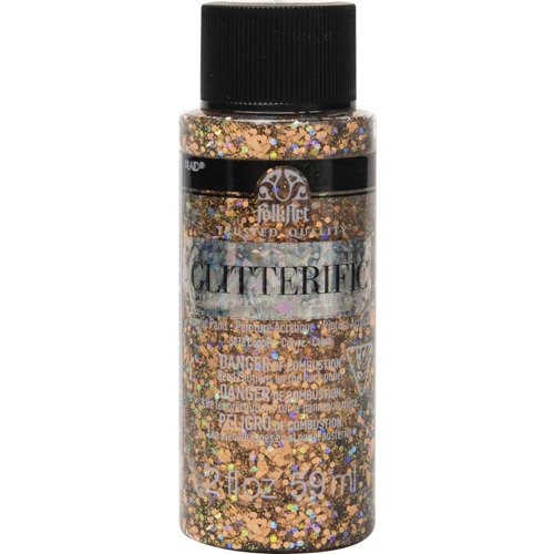 FolkArt COPPER Glitterific Glitter Paint gl5878 Preview Image