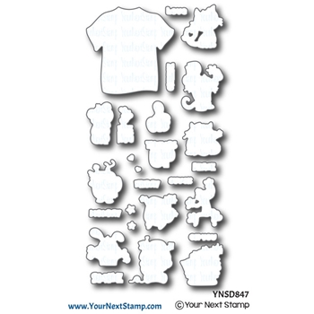 Your Next Die COOL TEES ynsd847