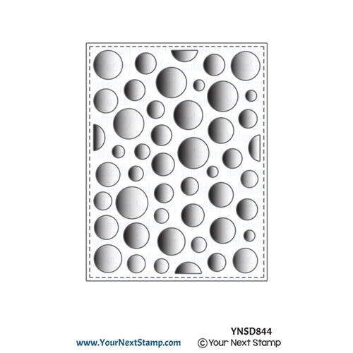 Your Next Die SO MANY CIRCLES ynsd873 Preview Image