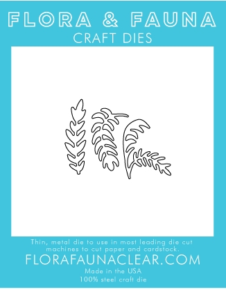 Flora and Fauna PLANT LADY CLUSTER Die 30109 Preview Image