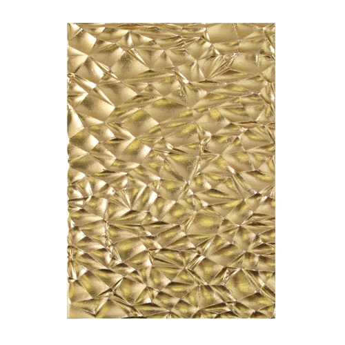 Tim Holtz Sizzix CRACKLE 3D Texture Fades Embossing Folder 664171 Preview Image
