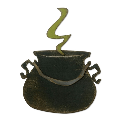 Tim Holtz Sizzix CAULDRON Bigz Die 664214 Preview Image