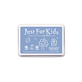 Hero Arts JUST FOR KIDS LIGHT BLUE Ink Pad CS119