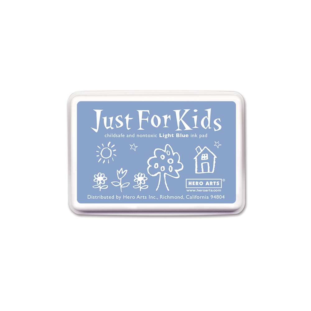 Hero Arts JUST FOR KIDS LIGHT BLUE Ink Pad CS119 zoom image
