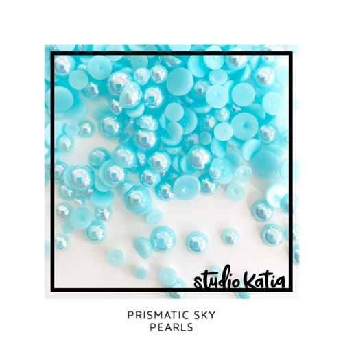 Studio Katia PRISMATIC SKY Pearls sk0519 Preview Image