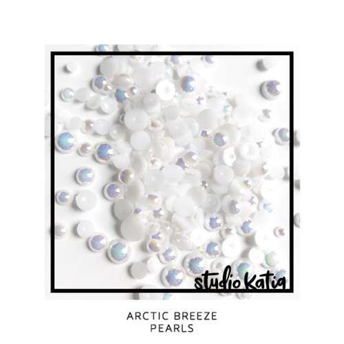 Studio Katia ARCTIC BREEZE Pearls sk0319 Preview Image
