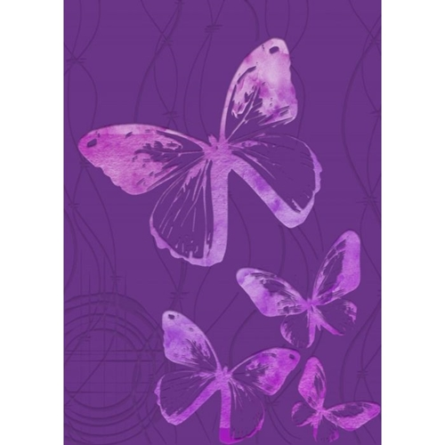 Crafter's Companion FLUTTERING BY Gemini 3D Embossing Folder And Stencil gem-ef5-3d-flby Preview Image