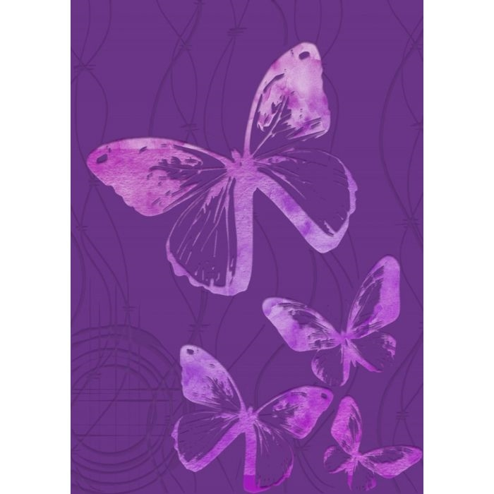Crafter's Companion FLUTTERING BY Gemini 3D Embossing Folder And Stencil gem-ef5-3d-flby zoom image