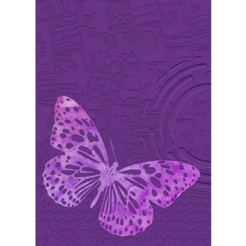 Crafter's Companion BUTTERFLY EFFECT Gemini 3D Embossing Folder And Stencil gem-ef5-3d-buef