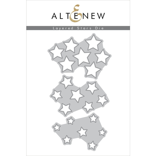 Altenew LAYERED STARS Dies ALT3361 Preview Image