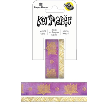 Paper House LOTUS Washi Tape Set STWA-0026E