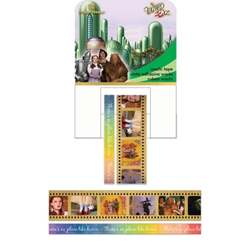 Paper House WIZARD OF OZ Washi Tape Set STWA-0021E