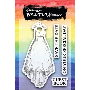 Brutus Monroe Clear Stamps SPECIAL DAY bru4317