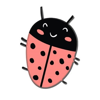 Brutus Monroe LOVE BUG Collectible Enamel Pin bru4676