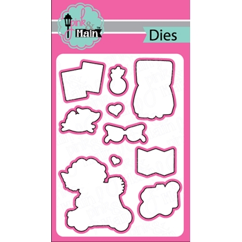 Pink and Main TRAVEL BUDDY Dies PNM222
