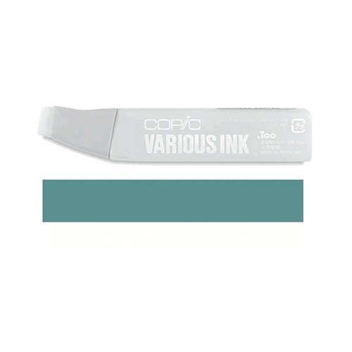 Copic Marker REFILL BG75 ABYSS GREEN Original Sketch And Ciao Preview Image
