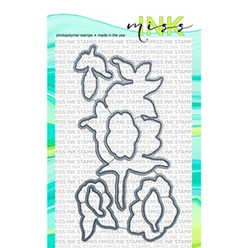 Miss Ink Stamps GARDENIA Coordinating Die Set 519dd05